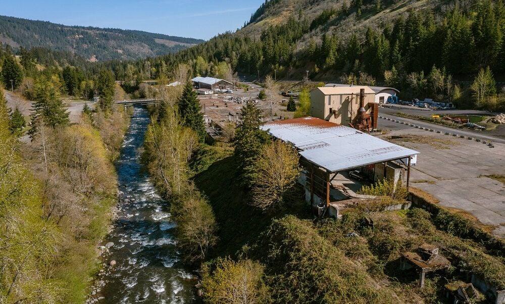 Dee Mill site