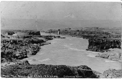 B HIST-Postcard #556, The Narrows, & R.R. Bridge. Columbia River.jpg