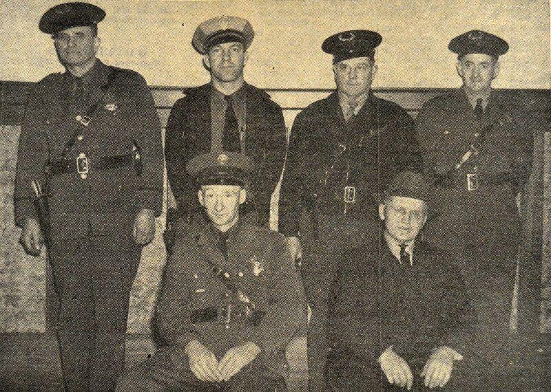 HR police 1941