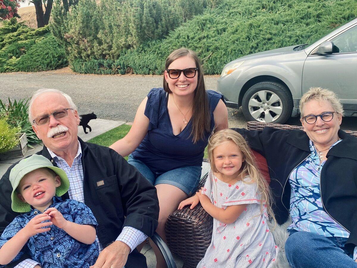 Family Zelma Long