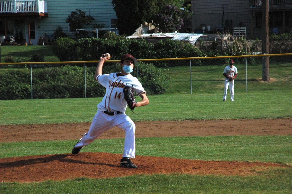 TD v. Mt. View baseball