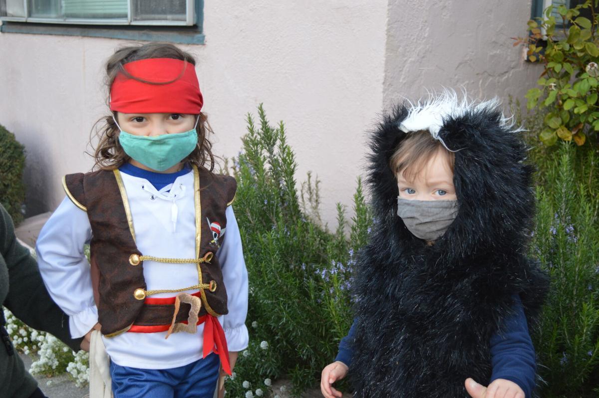 11-11 hr halloween, pirate and lion skunk.JPG