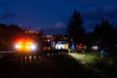 Skamania County first responders