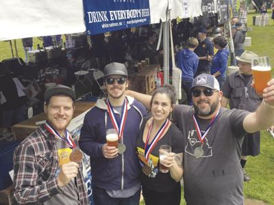 Everybody's, Backwoods bring home Silver from Washington Beer Awards