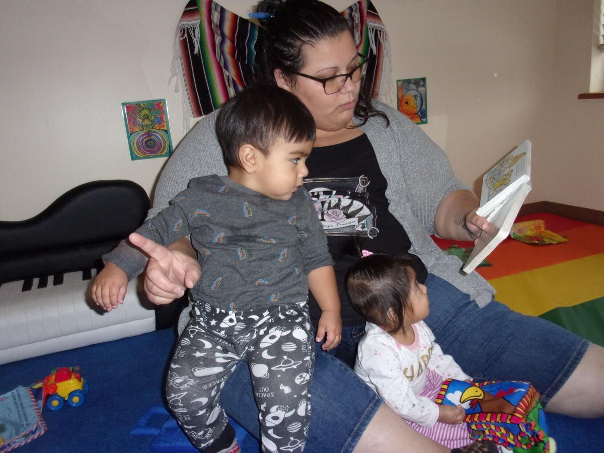 11-4 first book, wasco, ocd teacher with kids.JPG