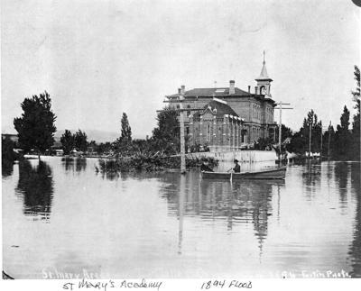 Flood of 1894 St Mary's Academy