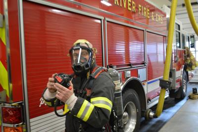 Hood RIver Fire Gear