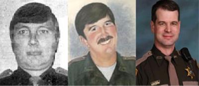 Klickitat County fallen officers