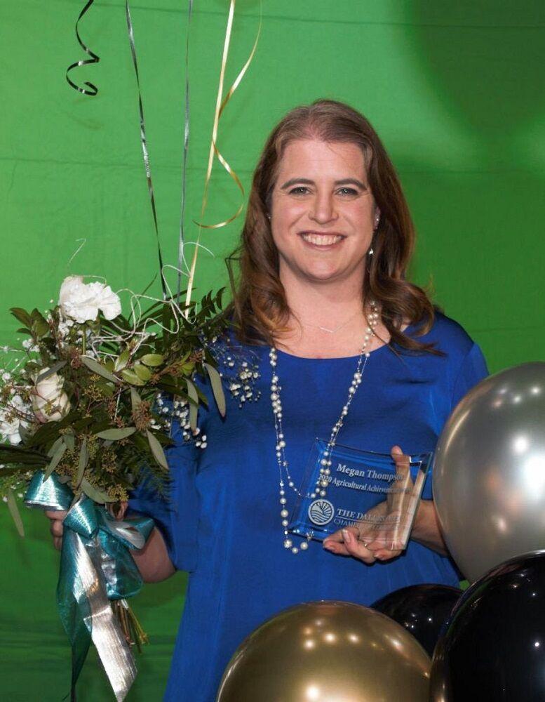 Outstanding Agriculture Achievement - Megan Thompson.jpg