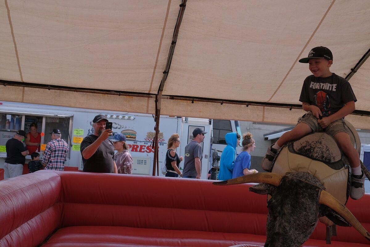 Klickitat County Fair and Rodeo
