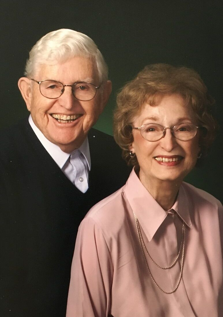 Marvin and Ruth Turner