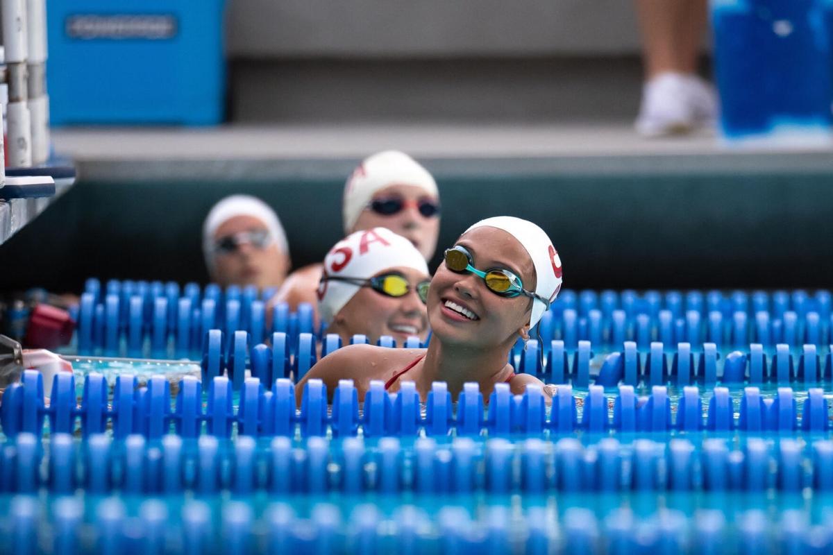Bella Sims Olympics