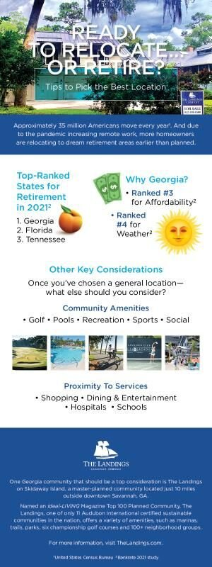 Tips to Pick the Best Place to Relocate or Retire