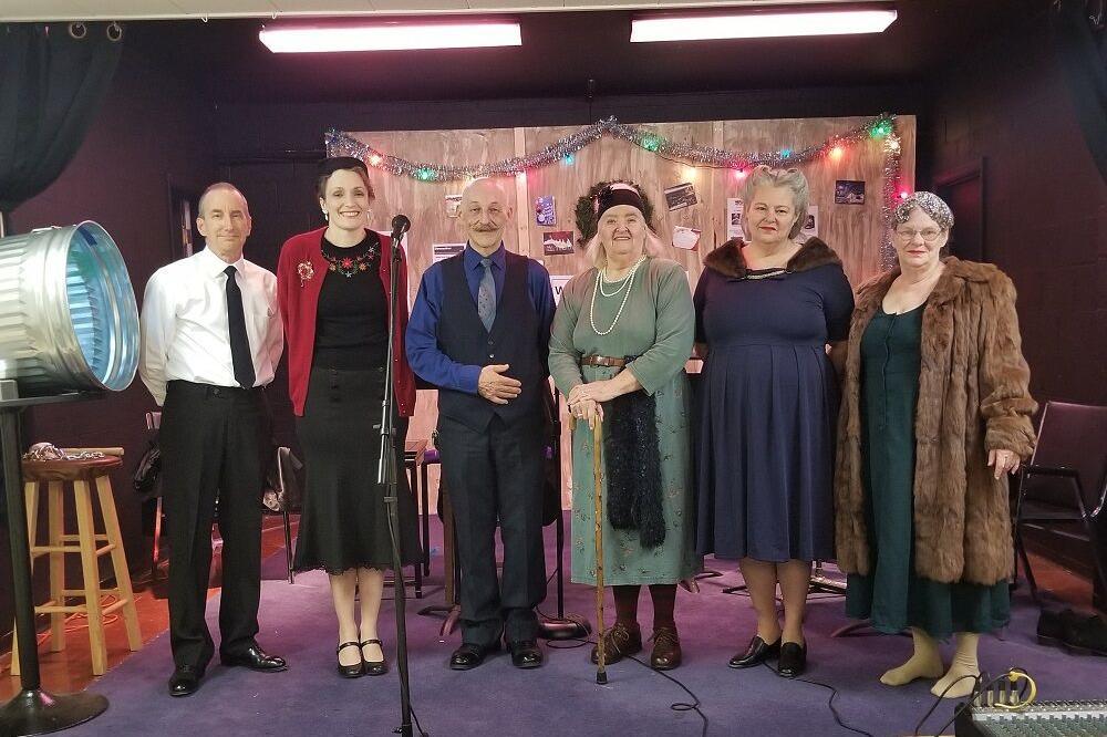 Serious Theater A Christmas Carol