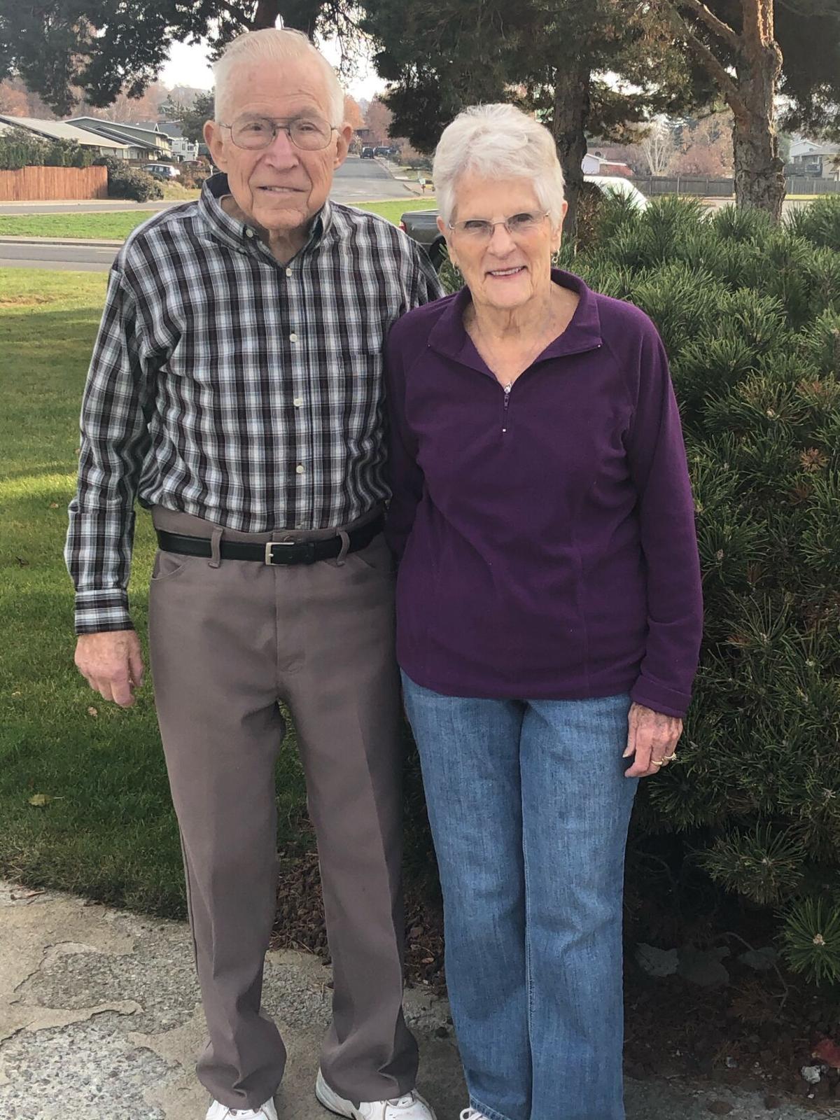 Bill and Virginia Johnson