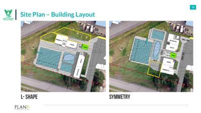 WS pool design