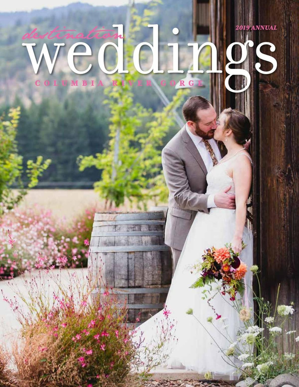 Destination Weddings: Columbia River Gorge