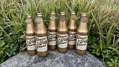 Hidden Bottle Hunt