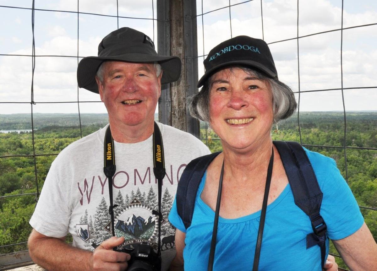 Eric and Shari Bosler