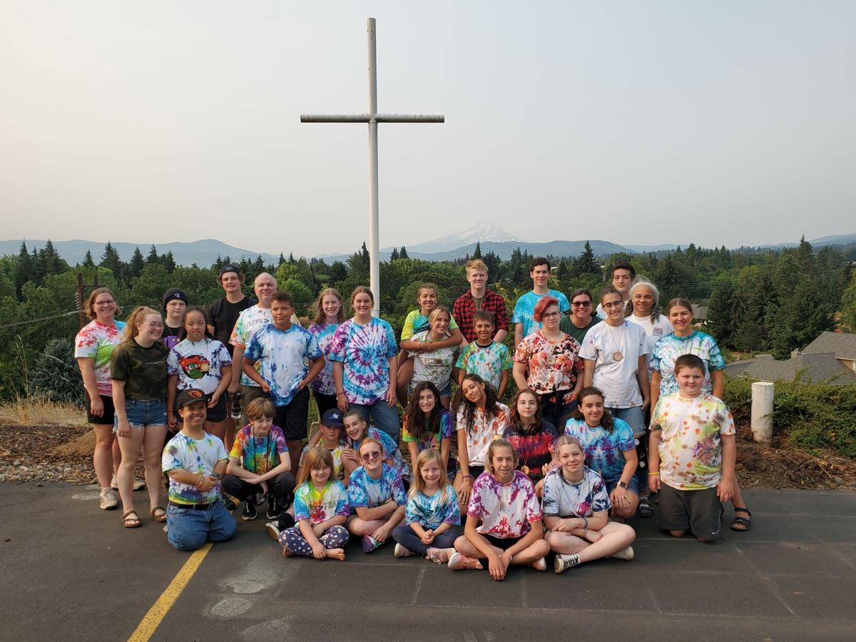 Hood River Valley Christian youth camp