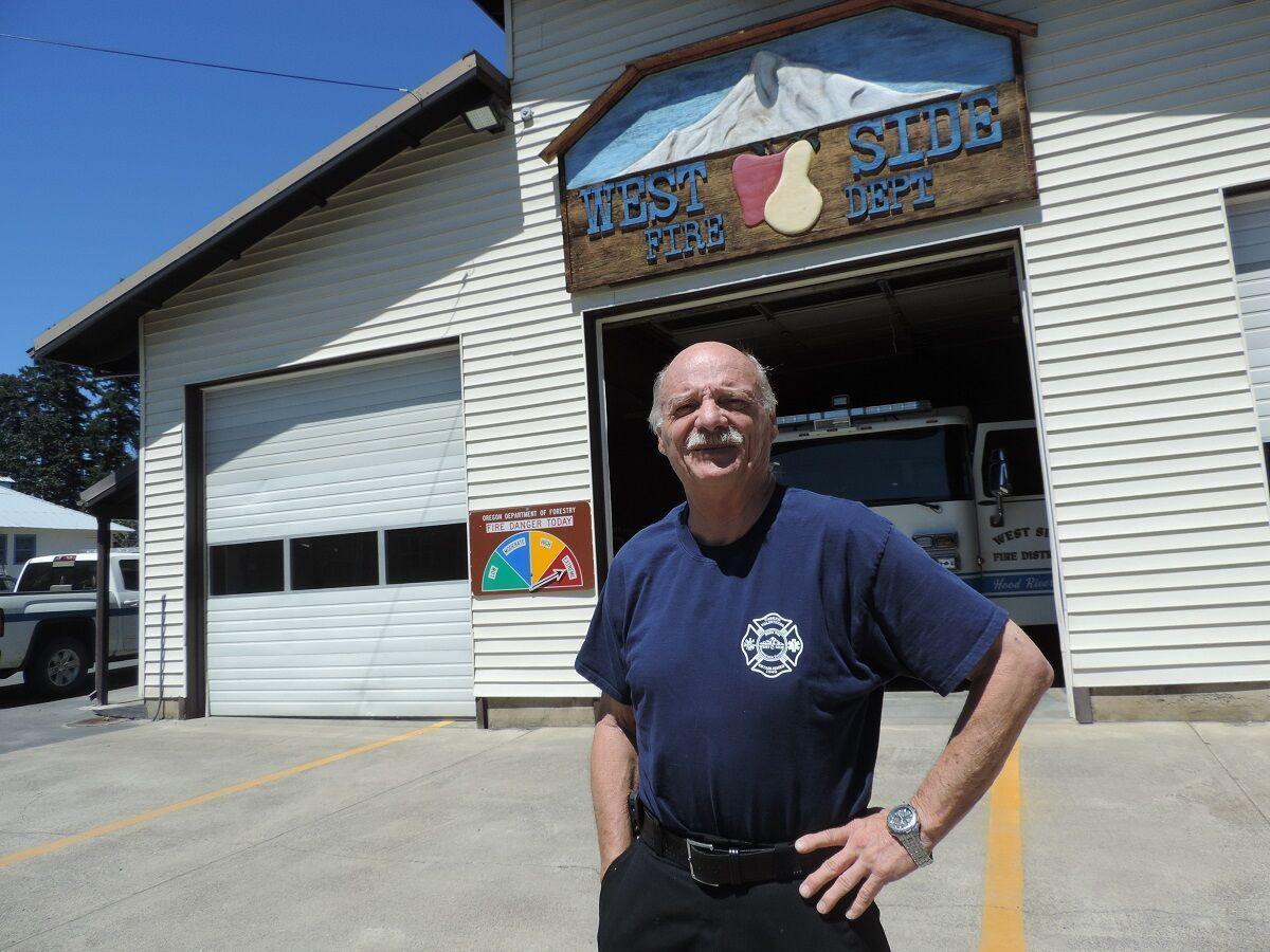 Jim Trammell West Side Fire
