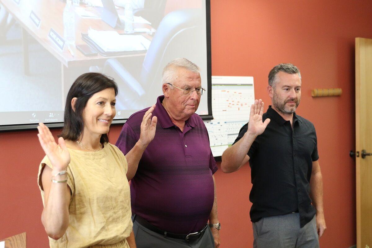 Port of Hood River Commissioners 2021