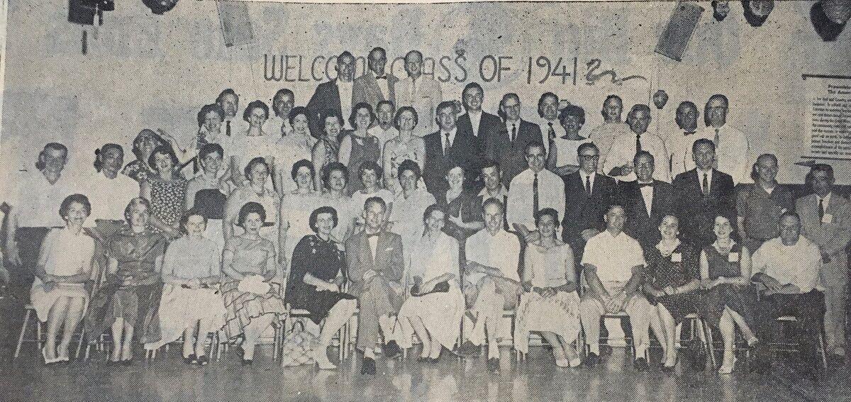 Class of 1941 Hood River High School