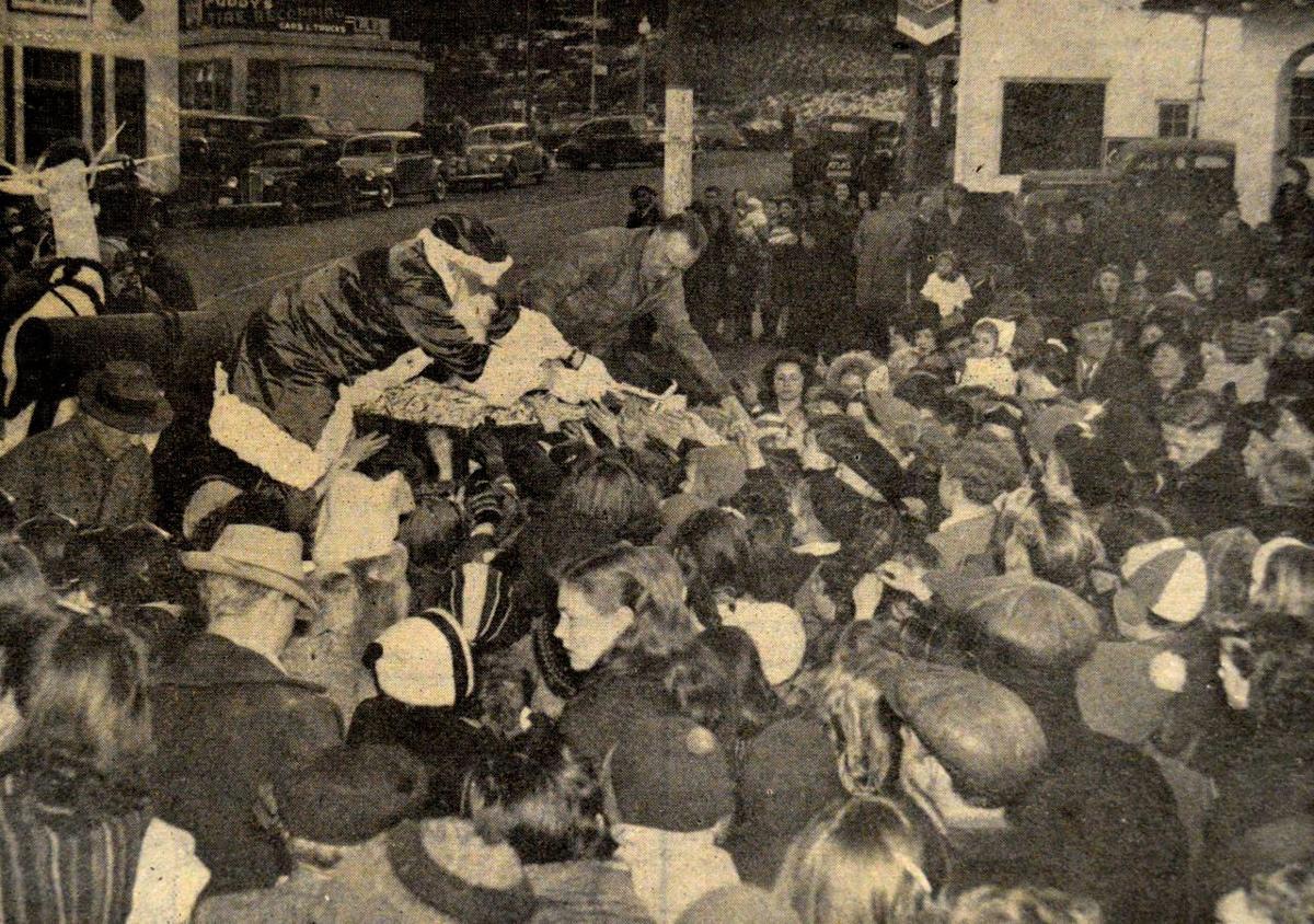 History, Hood River News 1940