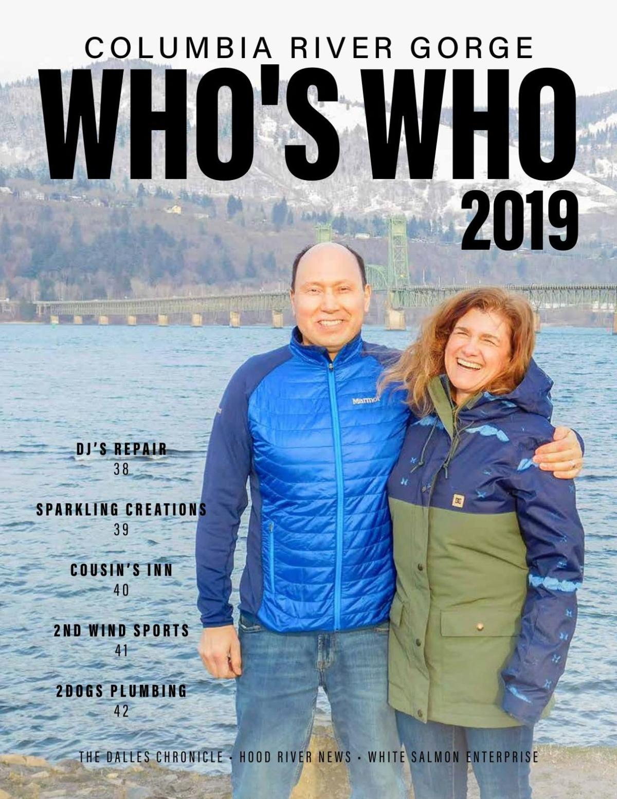 Who's Who Columbia River Gorge