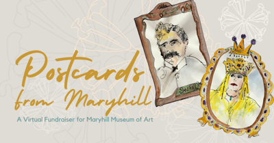 'Postcards from Maryhill' fundraiser March 20