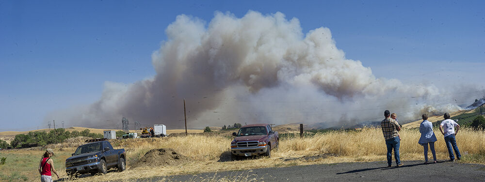Valley View Fire