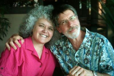 Tina Castañares and Paul Woolery