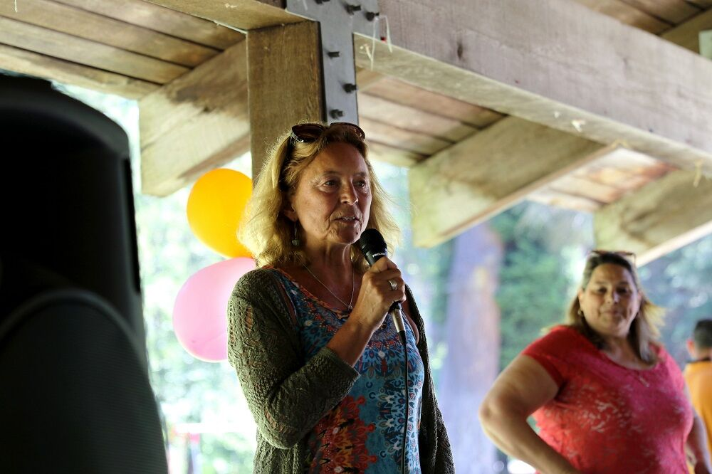 BelindaBallah Hood River luncheon honors vaccine volunteers