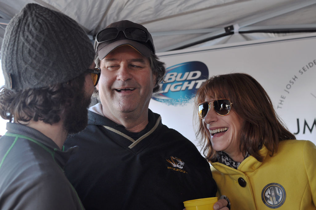 Tailgaters party in memory of friend, former MU student