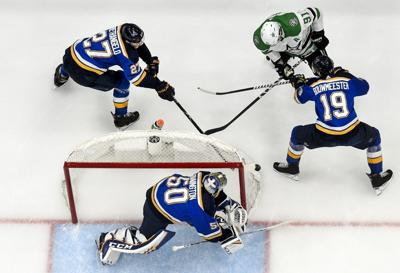 Blues shoot for the Stars in the second round of the playoffs
