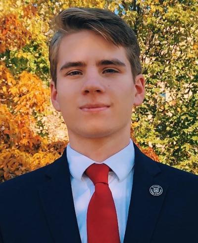 MU student Greg Pierson joins First Ward race