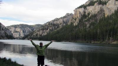 FROM READERS: Pictures from solo kayaker's journey on the Missouri River