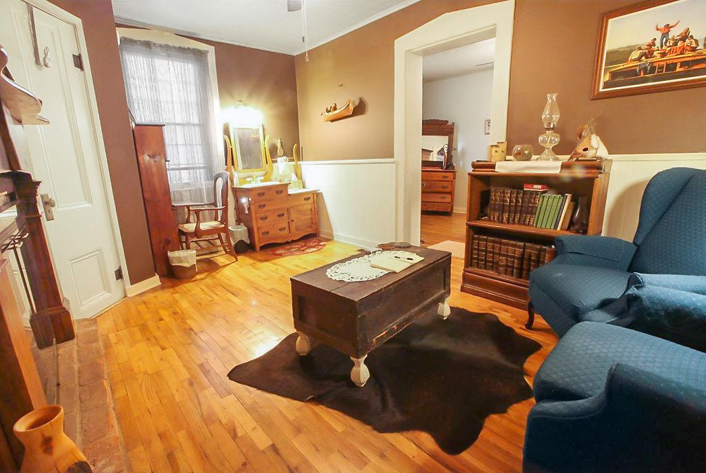 Hatchery quilt room