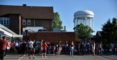 PHOTO GALLERY: Public schools are back in session