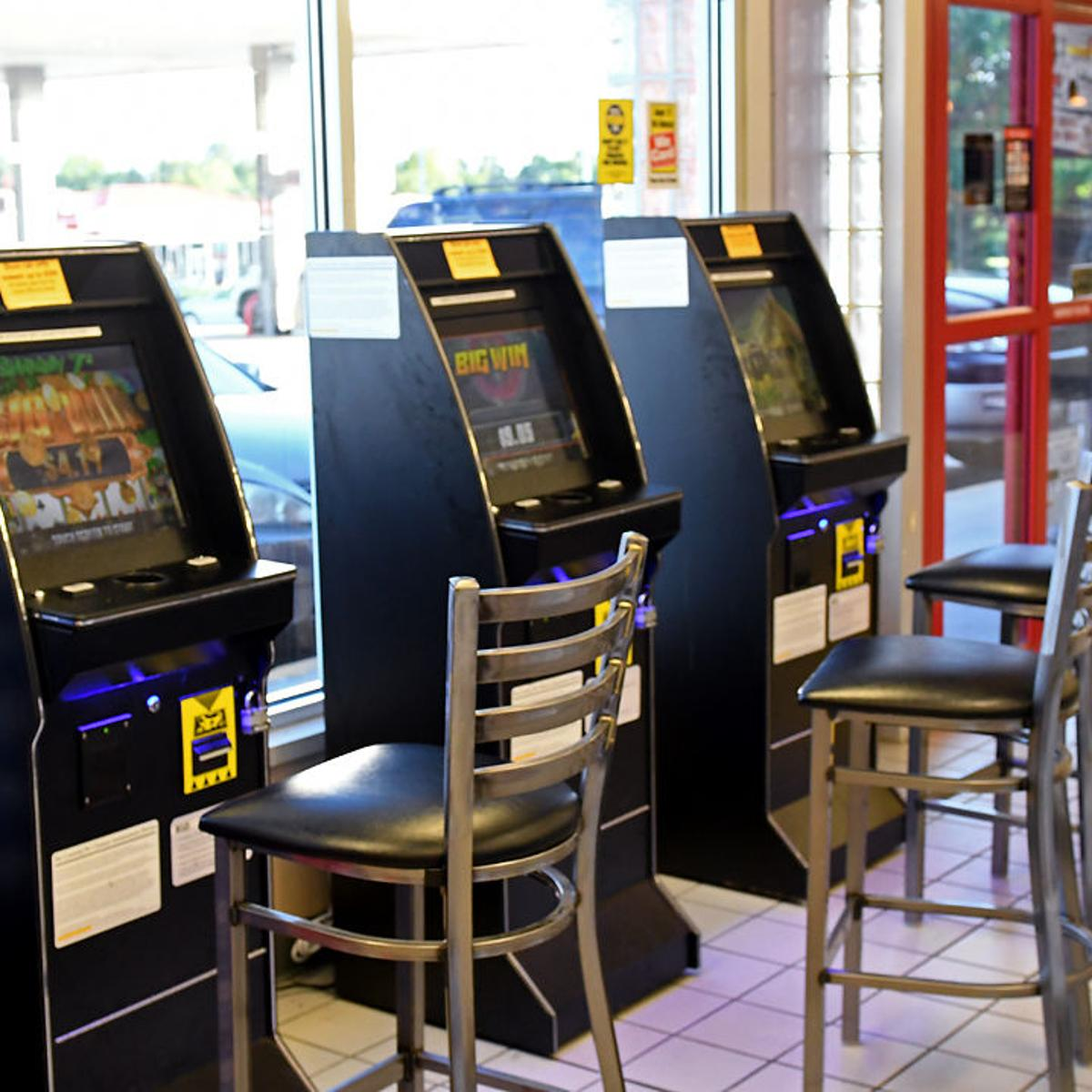Slot Machines In Texas Gas Stations