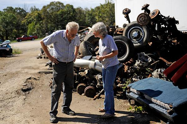 Business is booming for local family-owned salvage yard | News | columbiamissourian.com