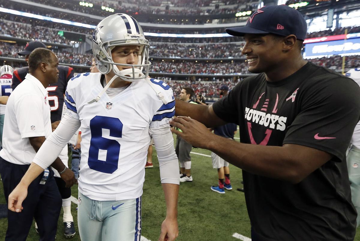 reputable site e46b9 cf8bd UPDATE: Dallas Cowboys release Michael Sam | Sports ...