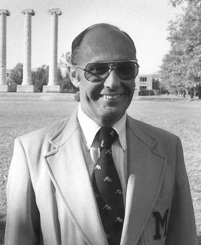 Alexander Pickard, former director of Marching Mizzou