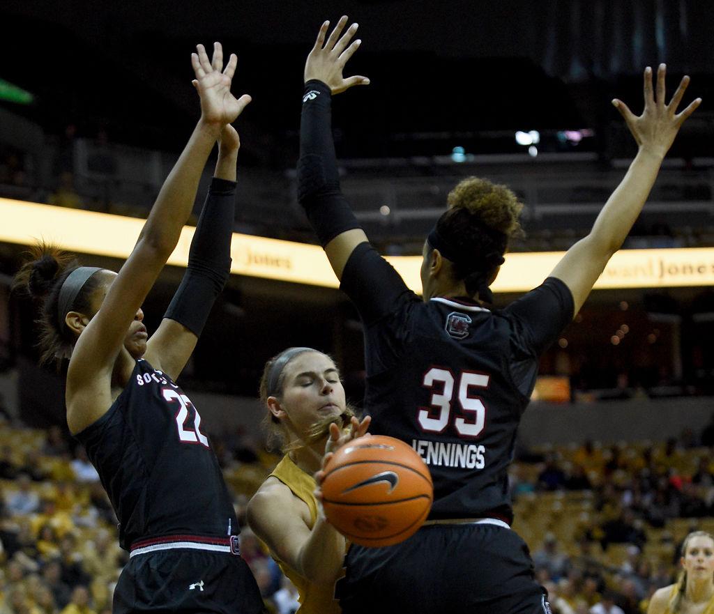 4 South Carolina Mizzou Womenu0027s Basketball