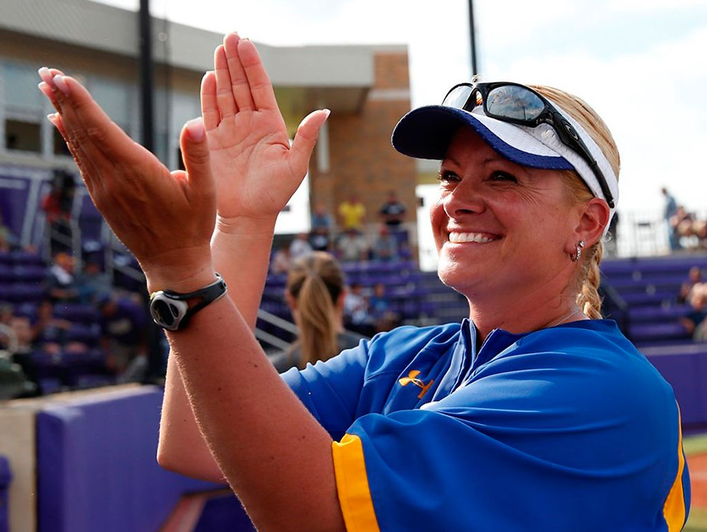Larissa Anderson named new MU softball coach (copy)