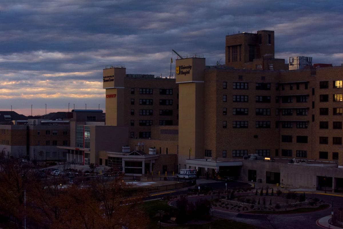 University Hospital prepares for more COVID patients