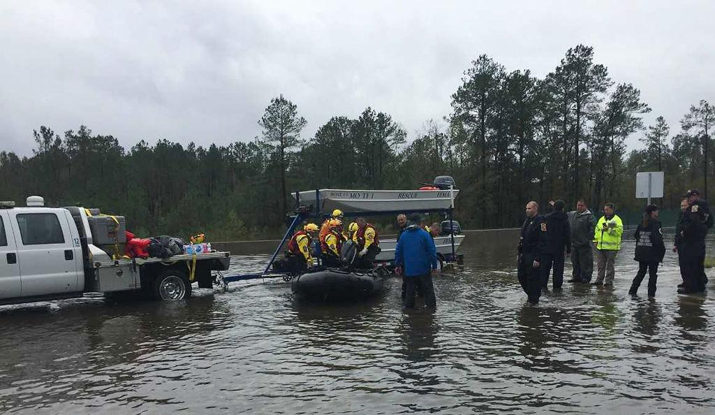 Missouri Task Force 1 moves to different staging area in North Carolina | Nation & World News | columbiamissourian.com