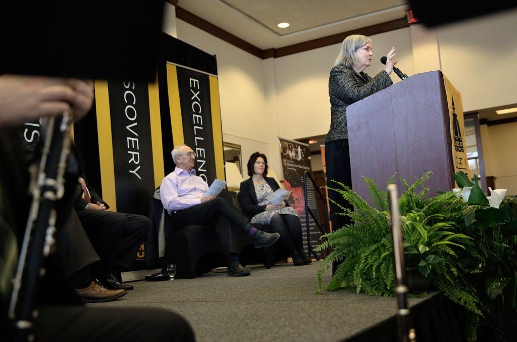 Jeanne Sinquefield announces MU School of Music gift