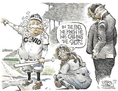 Baseball and COVID