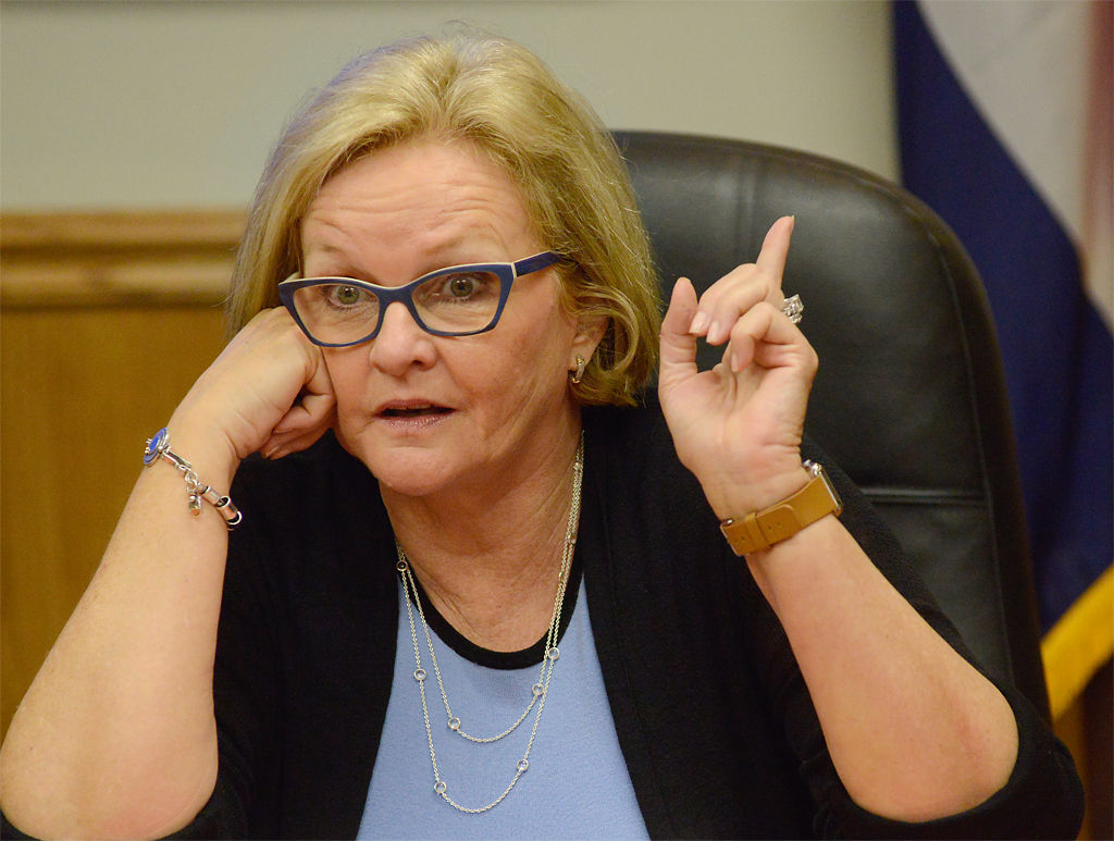 """claire mccaskill On aug 19, 2012, democratic sen claire mccaskill received one of the biggest gifts of her political career while discussing abortion in the case of rape, her republican opponent todd akin said, """"if it's a legitimate rape, the female body has ways to try to shut the whole thing down."""